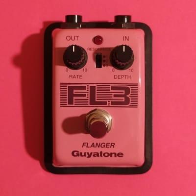 Guyatone FL-3 Flanger near mint w/manual - Panasonic MN3207 BBD - Japan