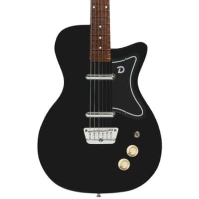 DANELECTRO 57 JADE - LIMO BLACK Electric Guitar
