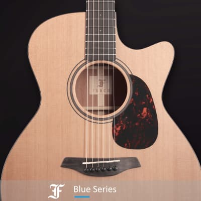 Furch Masters Choice -Blue Plus - Grand Auditorium Cutaway - LR Baggs SPE for sale