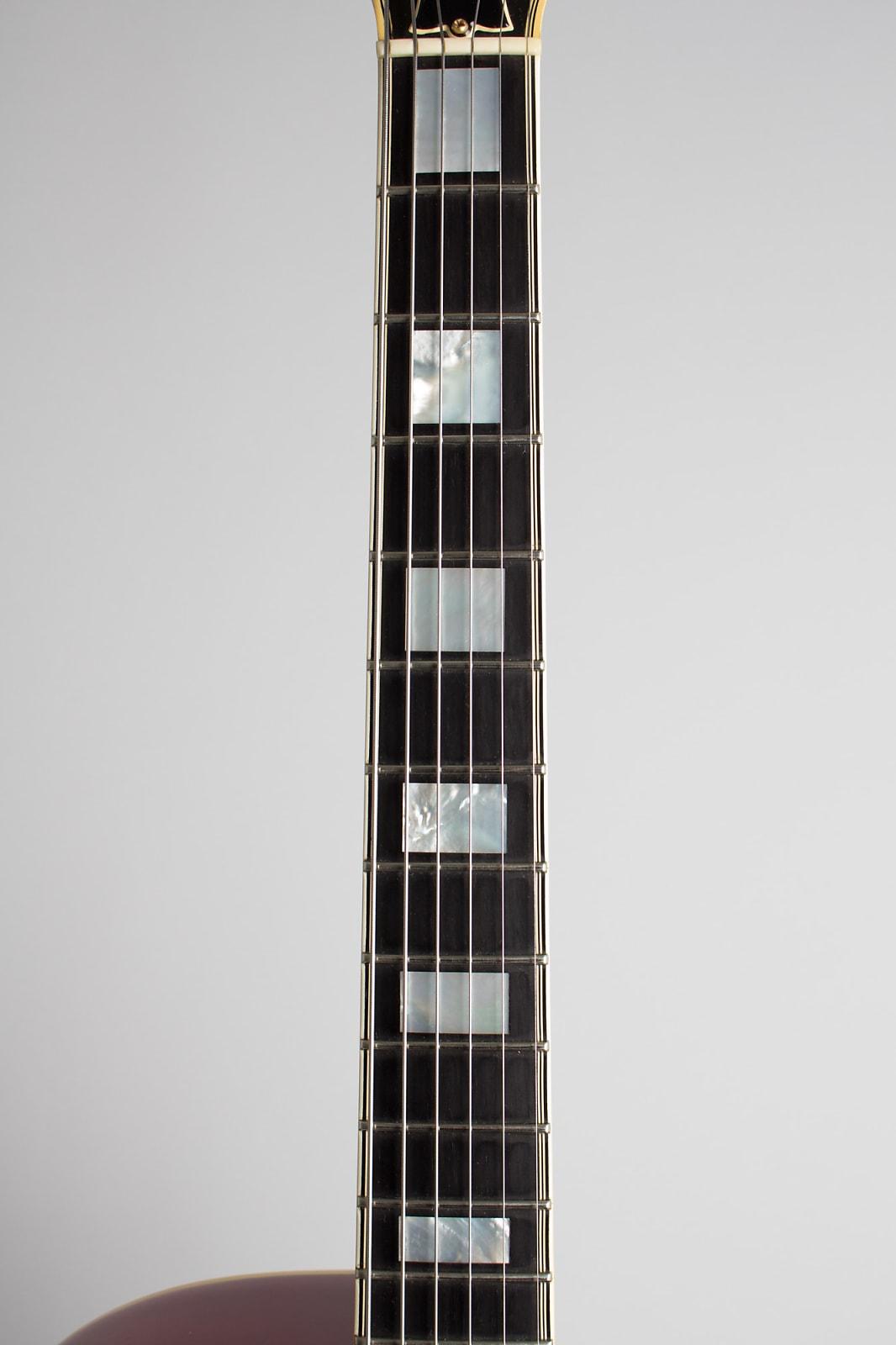 Gibson  L-5CES Arch Top Hollow Body Electric Guitar (1976), ser. #00204745, original black tolex hard shell case.