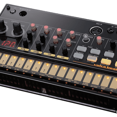 Korg Volca Beats Analogue Rhythm Drum Machine Sequencer