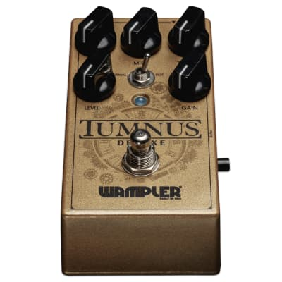 Wampler Tumnus Deluxe Transparent Overdrive Pedal - Opened Box, Full Warranty
