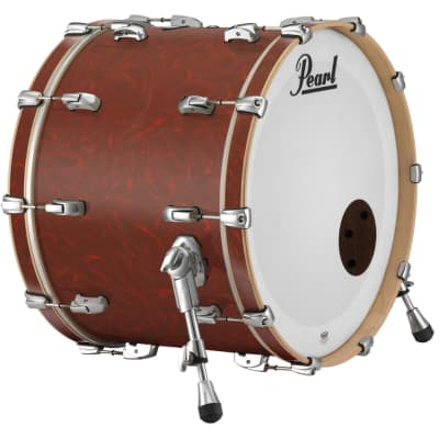 "Pearl Music City Custom 22""x18"" Reference Series Bass Drum w/BB3 Mount"