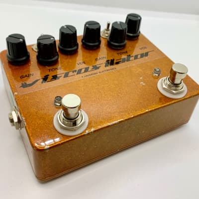 T. Jauernig Electronics Viscosilator Copper Sparkle Dual OD