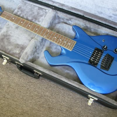 Switch Vibracell Wild One in Metallic Blue / Awesome!! for sale