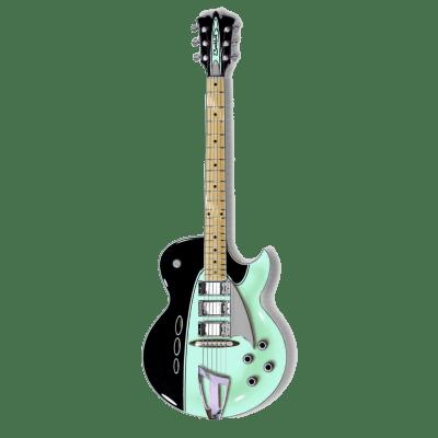 Backlund Rockerbox 2018 Black/Mint for sale