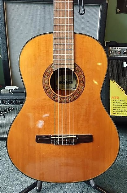 hohner hc09e classical acoustic electric guitar with shadow reverb. Black Bedroom Furniture Sets. Home Design Ideas