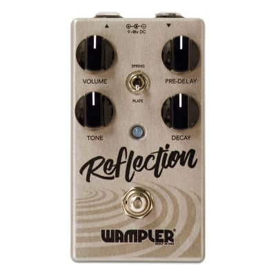 Wampler Pedals Reflection Reverb Pedal