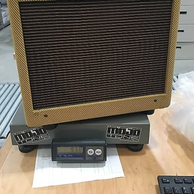 Mojotone Mojotone Custom Tweed Champ Ext. with a 1X10 baffle 2018 Tweed for sale