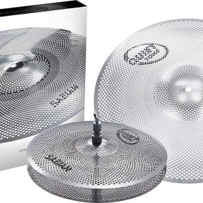 "Sabian QTPC501 Quite Tone Low Volume 13 / 18"" Cymbal Pack"