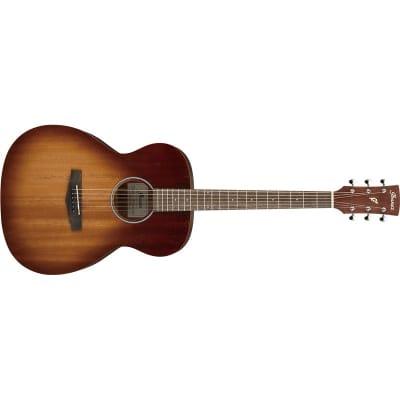 Ibanez PC18MH Performance Grand Concert Acoustic, Mahogany Sunburst High Gloss for sale