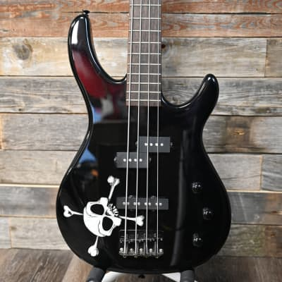 (11827) Squier MB-4 Bass Guitar for sale