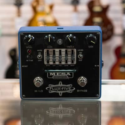 Mesa Boogie Flux Five Overdrive/EQ for sale