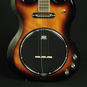 Dean GS-B5-TSB Gran Sport Solid-Body Electric Banjo