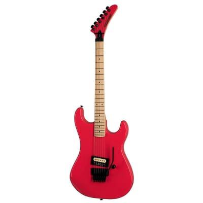 Kramer Baretta Vintage Electric Guitar (Ruby Red) for sale