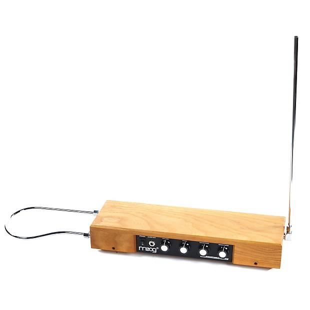moog etherwave standard theremin ash chicago music exchange reverb. Black Bedroom Furniture Sets. Home Design Ideas