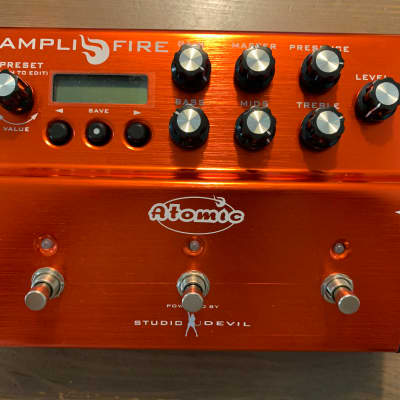 Atomic AmpliFIRE Multi-Effects and Amp Modeler