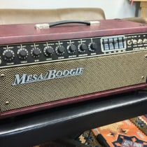 Mesa Boogie Mark III Head 1990s Natural Wood image