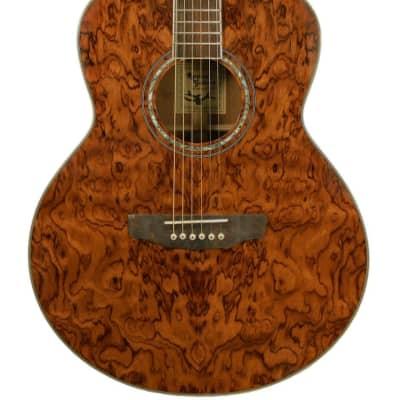Revival RJ-200 Bubinga Jumbo Acoustic for sale