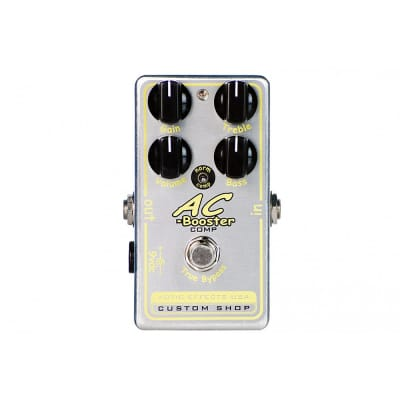 Xotic Effects AC Comp Boost Compression and Overdrive Guitar Pedal