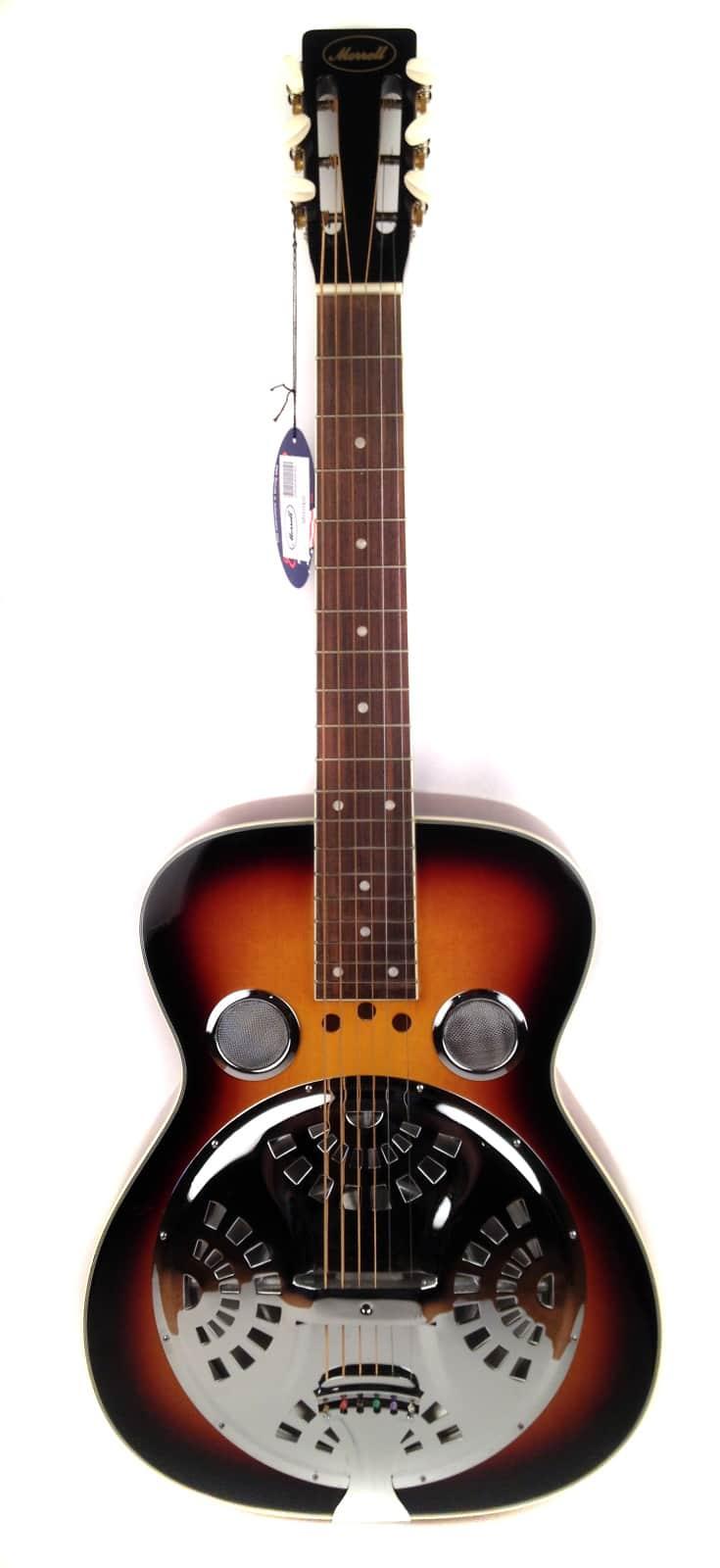 morrell md100s square neck resonator dobro guitar reverb. Black Bedroom Furniture Sets. Home Design Ideas