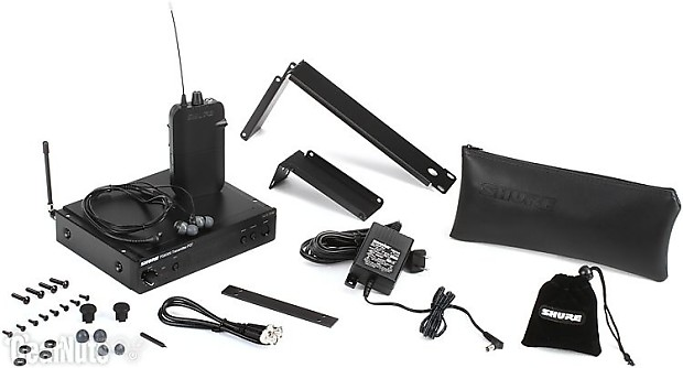 shure psm300 wireless dual in ear monitor system h20 band reverb. Black Bedroom Furniture Sets. Home Design Ideas