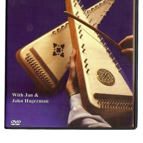 Mel Bay Play the Bowed Psaltery Book/DVD