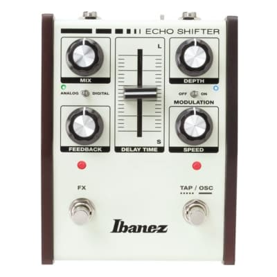 Ibanez ES3 Echo Shifter Analog & Digital Delay Pedal
