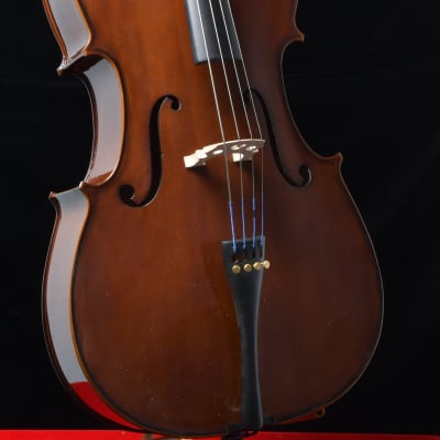 Cremona SC-130-34 Premier Student 3/4 Size Cello Free Shipping for sale