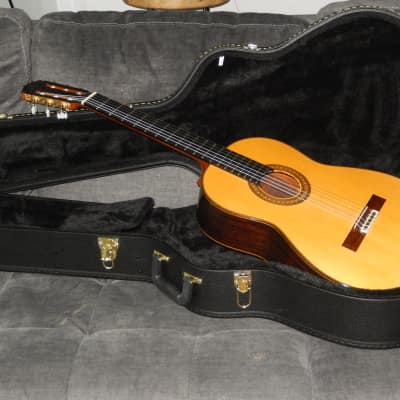 MADE IN 1976 - YUKINOBU CHAI No10 - AMAZING CLASSICAL CONCERT GUITAR - SPRUCE/ BRAZILIAN ROSEWOOD for sale
