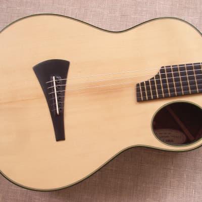 TORU FUJII  GUITARS   KSG-1  Kasha Style Guitar 2021  Engelmann Spruce Top  Natural for sale