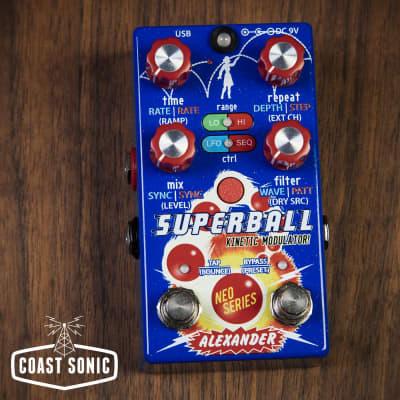 Alexander Superball Kinetic Modulator