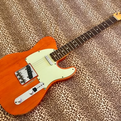 Fender '63 Telecaster Custom Shop Relic Reissue for sale