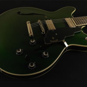 Guild Newark St. Collection Starfire IV ST Maple Green 379-2110-856 (036) for sale