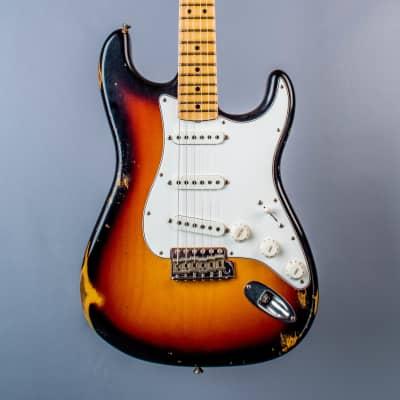 Fender Custom Shop '68 Stratocaster Relic