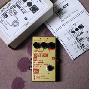 Lastgasp Art Laboratories Tone Axe