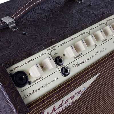 Ashdown Woodsman Classic Acoustic Amplifier for sale