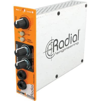 Radial Engineering EXTC-500 Guitar Effects Studio Interface pro-audio