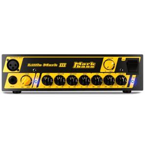 Markbass MBH110020 Little Mark III 500-Watt Bass Head