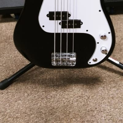 Lotus P-Style Bass 80s? Black for sale