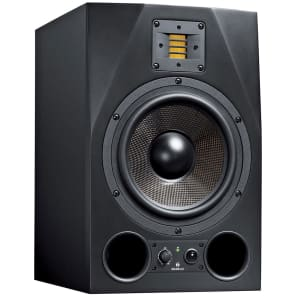 ADAM Audio A8X Active Nearfield Monitor (Single) Black