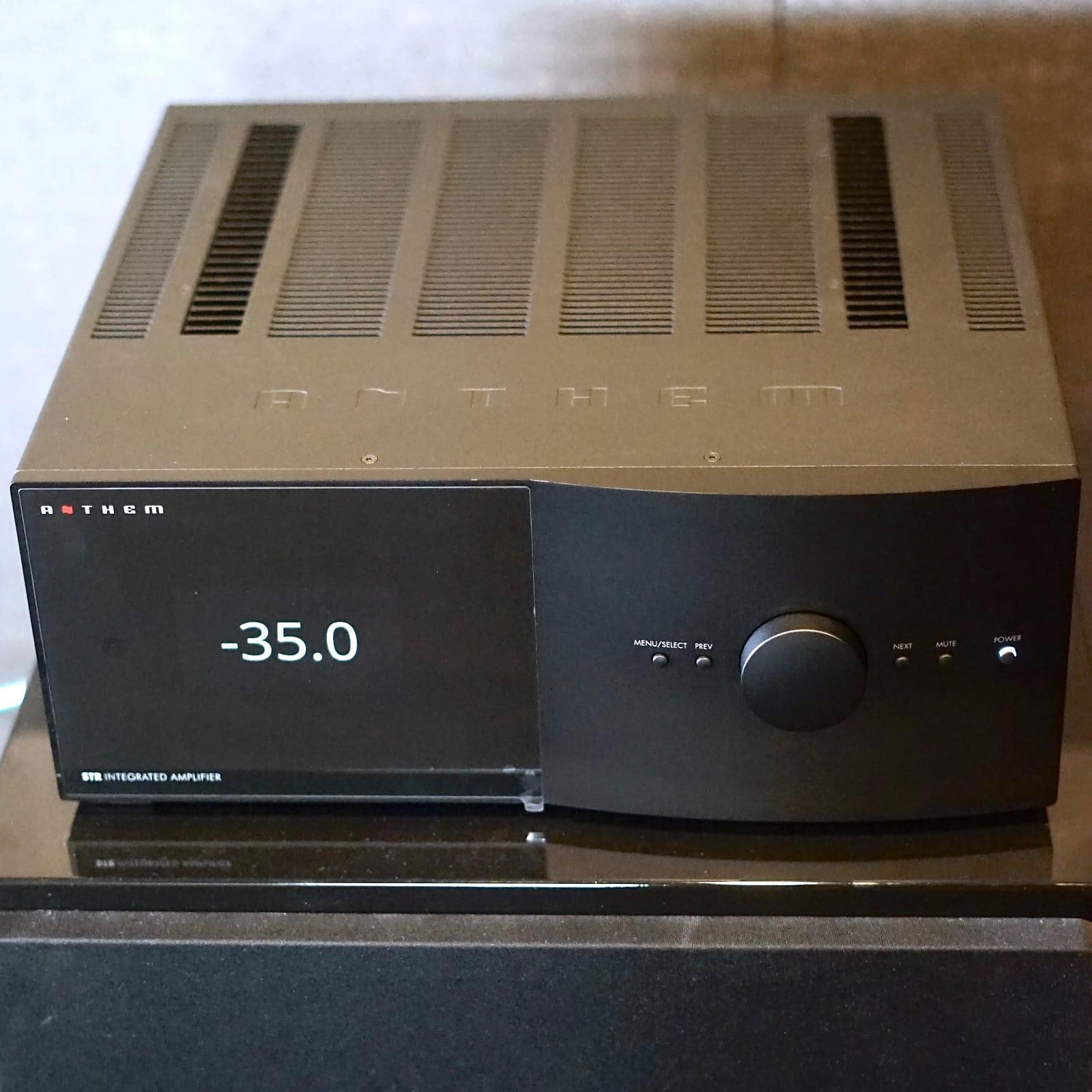 Anthem STR Stereo Integrated Amplifier - Open Box - Full Warranty