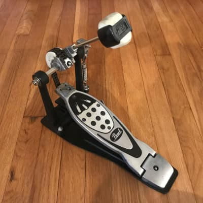 Pearl Eliminator Single Bass Drum Pedal With Carrying Case NICE