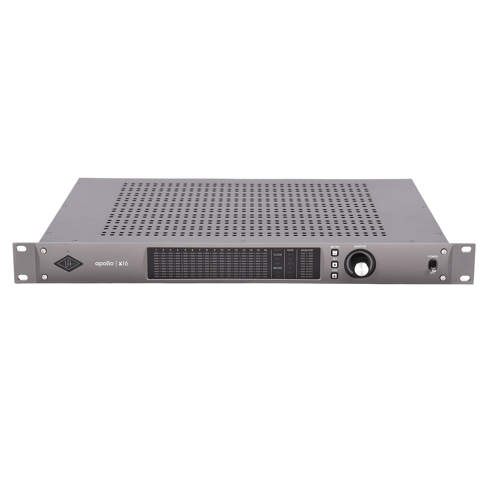 Universal Audio Apollo X16 Thunderbolt 3 Audio Interface (Mac/Win)