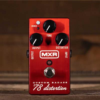 MXR M78 Custom '78 Distortion Pedal