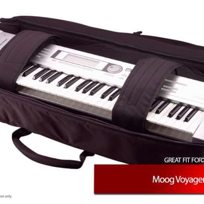 Gator Cases Keyboard Gig Bag for Moog Voyager XL