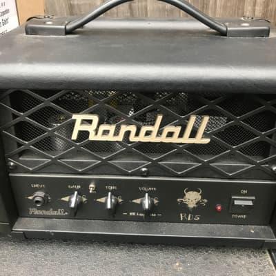 Randall RD5H RD 5 Diavlo 5-Watt small Tube valve Guitar Amp Head for sale