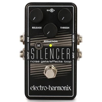 Electro Harmonix Silencer Noise Gate / Effects Loop Pedal for sale