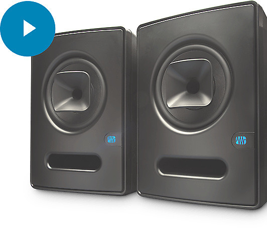 Presonus Sceptre S6 Studio Monitors (Pair) - Presonus Sceptre   Reverb