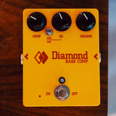 Diamond Bass Compressor